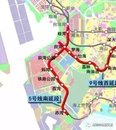 """地铁5号线南延线开始车站""""装修""""!明年年底通车"""