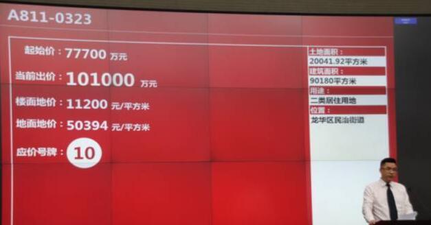 深圳首宗只租不售宅地开拍 10.1亿成交!