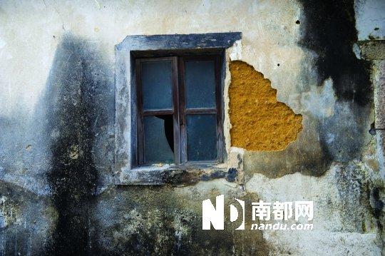 大万世居2700万未到位 220年客家围屋墙体坍塌