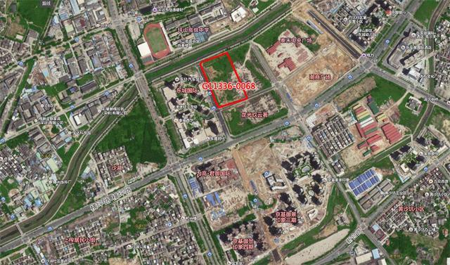 坪山起始价18.73亿挂牌卖商业地 将建一栋300米高楼