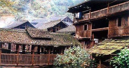 贵州传统建筑民居