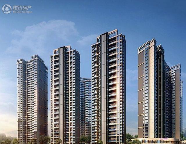 佳华领域广场目前在售复式住宅产品 均价4.6万/平