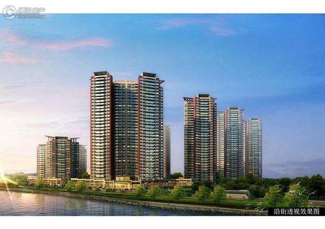 星河丹堤在售建面约88-136平户型 均价约14500元/平