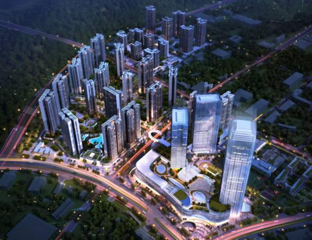 地产大咖论道佳兆业城市广场 为你解读城市新重心