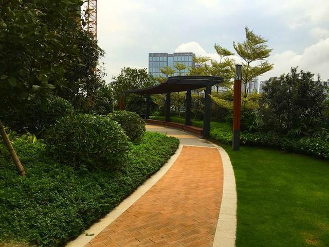 △风雨连廊-宝能城135 155㎡样板间 面朝大学城 享最美光景