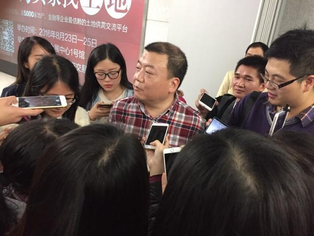 泰禾以57亿元夺深圳地王 楼面价最高达79907