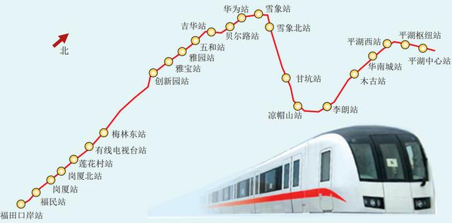 平湖首个旧改动工 未来还有三条地铁新线利好刚需