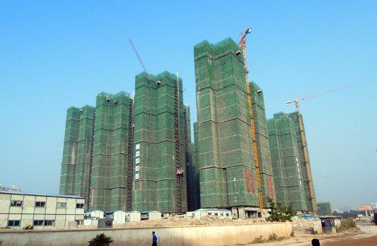华润大冲新城 华润城项目位于南山科技园东区,紧邻深南大道,是深圳市图片