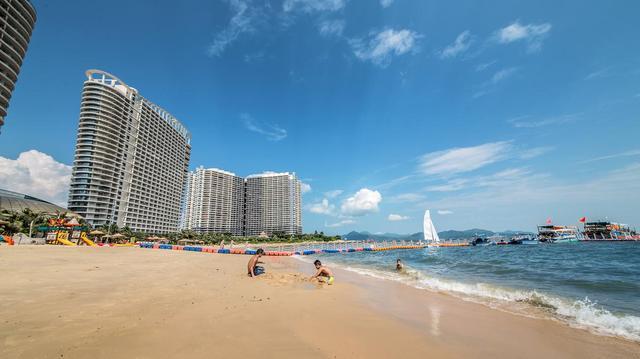 碧桂园十里银滩全新半山海景房 即将唯美呈现