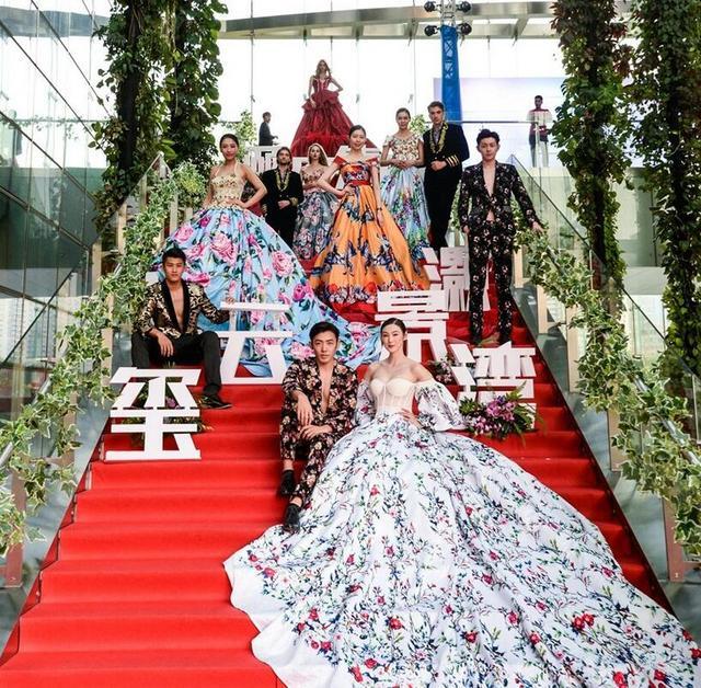 9月16日颐安集团品牌发布会暨三盘耀世启幕