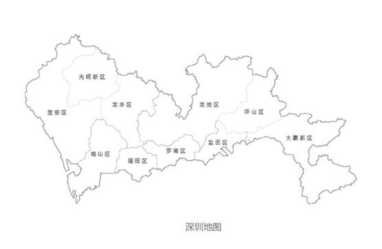 地图 简笔画 手绘 线稿 556_363