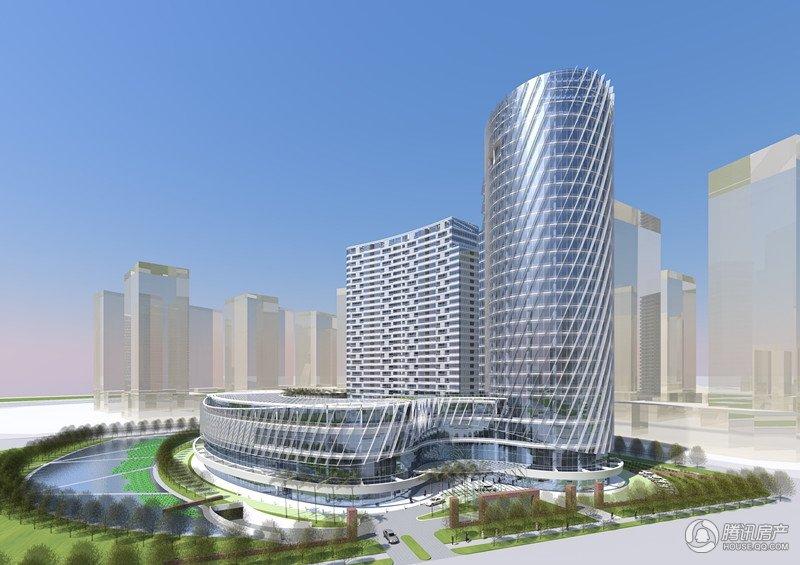 海华侨城大酒店华寓预计4月开盘 主推精装房