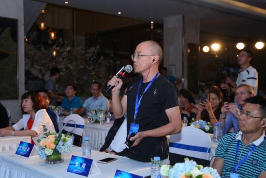 全球首个半机器人尼尔哈维森中国首秀盛大举行