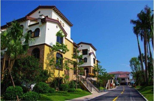 东南亚风情别墅设计