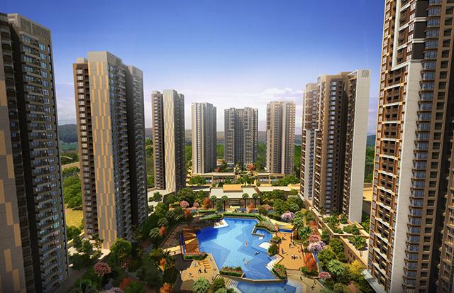 龙岗建设幸福街区 中骏·四季阳光居住模式升级