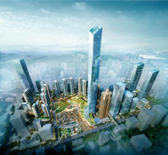 2014年项目开始申请城市更新,并致力成为推动罗湖区先行先试建设国际