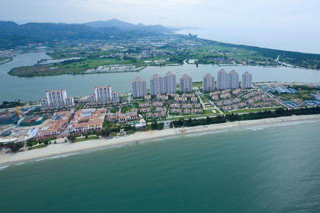 惠州万科双月湾精装海景公寓50万/套 分秒递减中