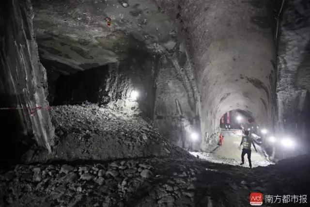 深地铁8号线修建进程爆光! 11项建设新技术