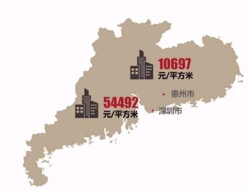 深圳楼市调控下依然稳健 惠州成需求外溢承接地