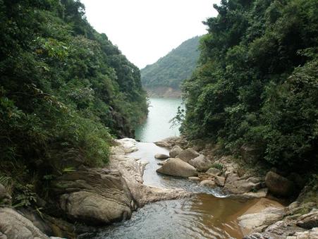 深圳莲花山公园 湖心公园