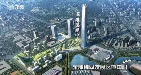 福建世茂新里程以底价239亿拿下龙岗大运地块 将建668米地标建筑
