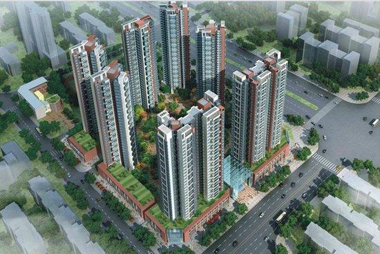 悦澜山预计9月份开盘 主推88-144平4-5房单位