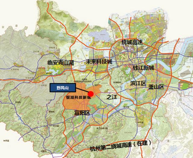 富阳野风山园林命名杭州最早的别墅开发区位于苏式别墅项目图片