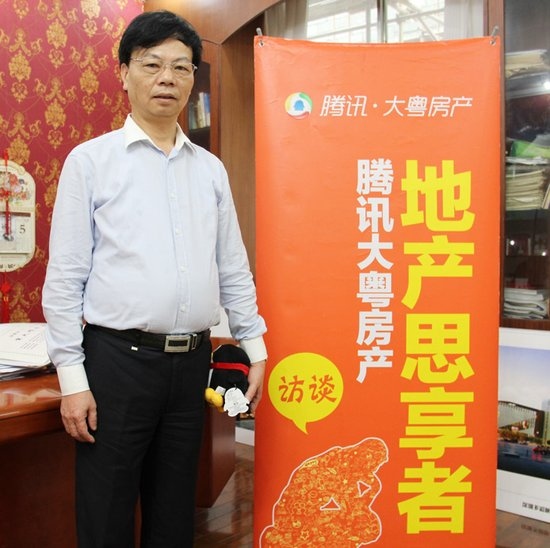杨华岭:油漆大王产业转型打造T3艺博城