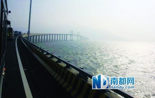 跨海大桥汕头市南澳大桥通车试营运,宣告南澳岛依赖舟楫摆渡的历史