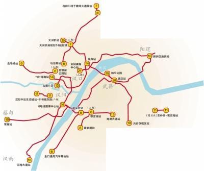 港铁规划图2025
