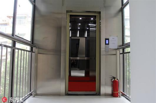 老旧社区装电梯步子能否再快些