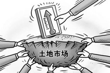 """土地市场""""开门红"""" 北京现""""退烧""""迹象"""