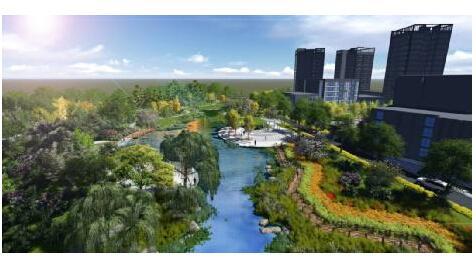 周边有九龙山,龙山湖,龙山溪等上千亩绿化环绕,毗邻中科院植物园,龙山