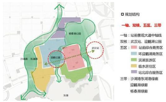 """杨春湖商务区加入全国""""高铁红利""""争夺战"""