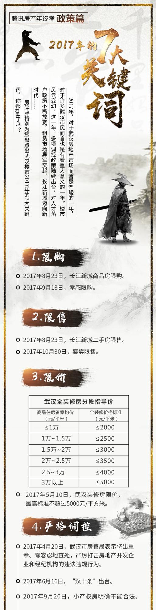 """腾讯房产年终考之政策篇 2017的""""7""""大关键词"""