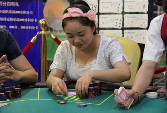 随州碧桂园:谁是最强扑克王?