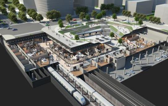 立体未来城市手工制作