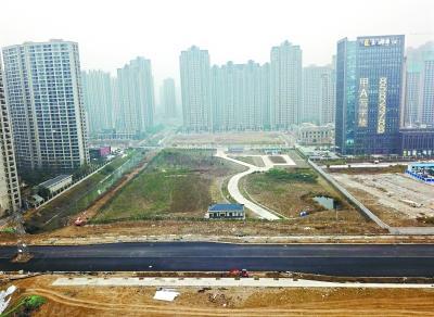 后湖规划80亩街心公园 明年开建