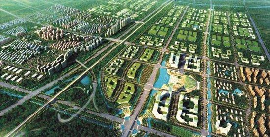 秦安王新村未来规划图