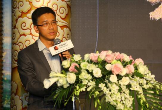 中锐地产品牌发布 携手腾讯打造华中首个智慧社区