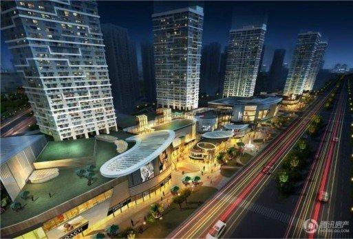 名门地产实力巨献 汉口城市广场后湖商业新地标图片