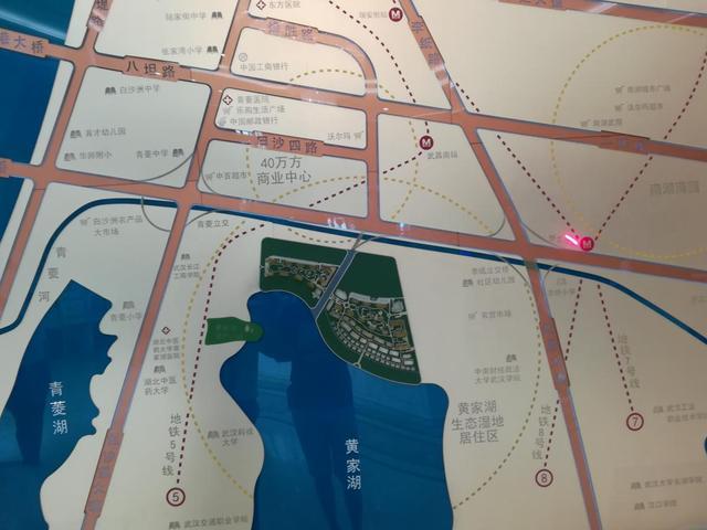 楚天都市沁园——最讲究居住舒适度的生态盘