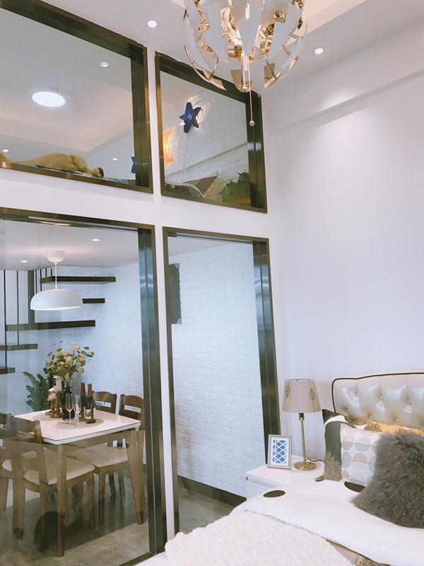 联泰滨江中心样板间——自住投资都靠谱的滨江公寓