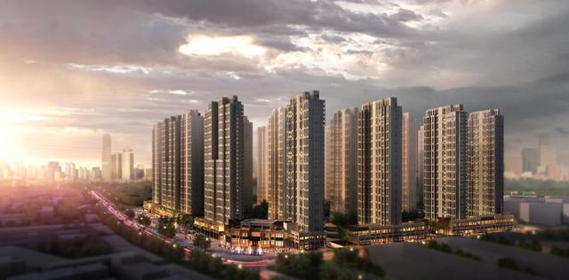 阳光城檀悦营销中心已全新开放,目前已开启25#、26#、27#楼诚意登记