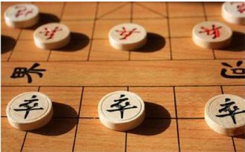 象棋是谁发明的图片