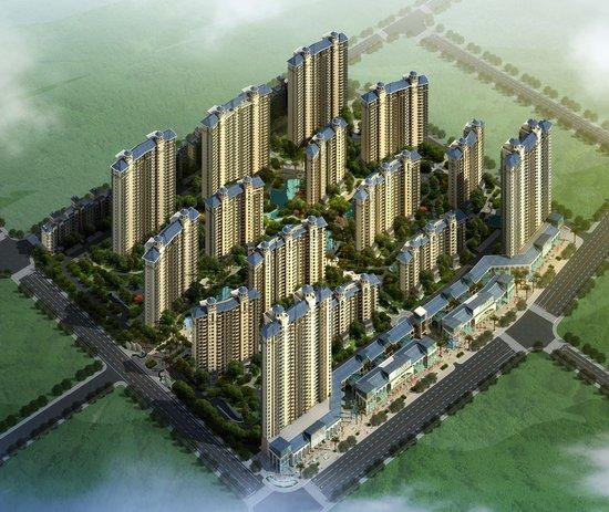 泸州市集成华府结构图