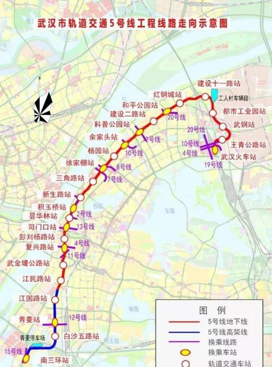 地铁五号线2020年开通,距离江寓仅约800米