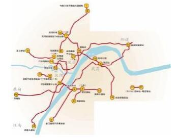 第四轮地铁规划通过国家环评,武汉还想要多快?