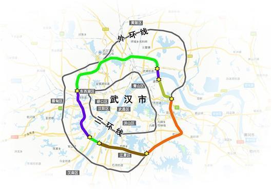2020年武昌区规划图