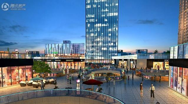 揽胜公园近期将推出12号楼252㎡户型,样板间预计近期开放